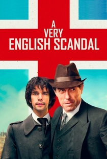 A Very English Scandal - Poster / Capa / Cartaz - Oficial 4