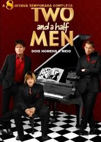 Two and a Half Men (8ª Temporada) - Poster / Capa / Cartaz - Oficial 1