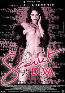 Scarlet Diva - Poster / Capa / Cartaz - Oficial 4