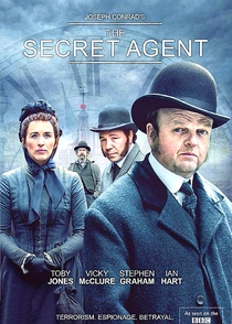 The Secret Agent - Poster / Capa / Cartaz - Oficial 1