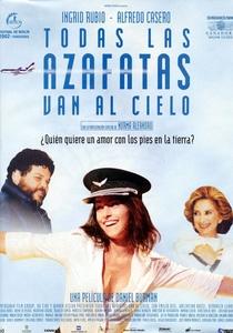 Todas as Aeromoças Vão Para o Céu - Poster / Capa / Cartaz - Oficial 1
