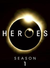 Heroes (1ª Temporada) - Poster / Capa / Cartaz - Oficial 2