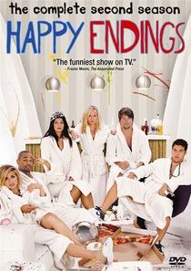 Happy Endings (2ª Temporada) - Poster / Capa / Cartaz - Oficial 2