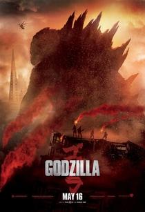 Godzilla - Poster / Capa / Cartaz - Oficial 4