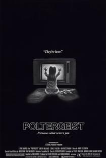Poltergeist: O Fenômeno - Poster / Capa / Cartaz - Oficial 6
