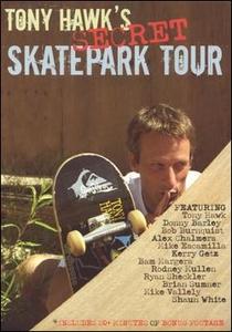 Tony Hawk's Secret Skatepark Tour - Poster / Capa / Cartaz - Oficial 1