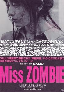 Miss Zombie - Poster / Capa / Cartaz - Oficial 1