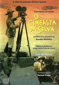 O Cineasta da Selva - Poster / Capa / Cartaz - Oficial 1