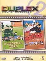 Recruta Zero e Hagar O Terrível - Poster / Capa / Cartaz - Oficial 3