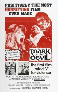 Mark of the Devil - Poster / Capa / Cartaz - Oficial 2