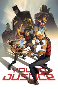 Justiça Jovem (1ª Temporada) - Poster / Capa / Cartaz - Oficial 2