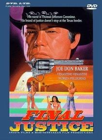 Justiça Final - Poster / Capa / Cartaz - Oficial 1