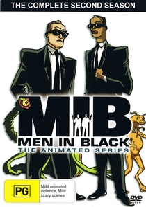 MIB - Homens de Preto (2ª Temporada) - Poster / Capa / Cartaz - Oficial 1
