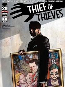 Thief of Thieves (1ª Temporada) - Poster / Capa / Cartaz - Oficial 2
