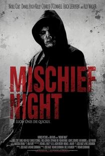 Noite das Travessuras - Poster / Capa / Cartaz - Oficial 1