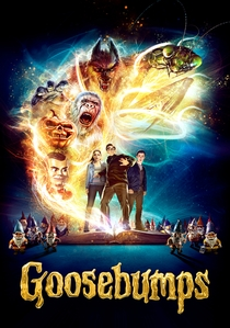 Goosebumps - Monstros e Arrepios - Poster / Capa / Cartaz - Oficial 7