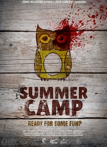 Acampamento do Terror - Poster / Capa / Cartaz - Oficial 3