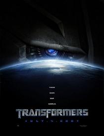 Transformers - Poster / Capa / Cartaz - Oficial 5