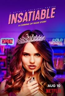 Insatiable (1ª Temporada) - Poster / Capa / Cartaz - Oficial 1
