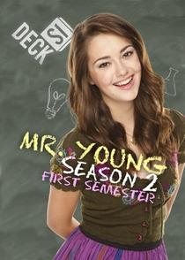 Senhor Young (2ª Temporada) - Poster / Capa / Cartaz - Oficial 1