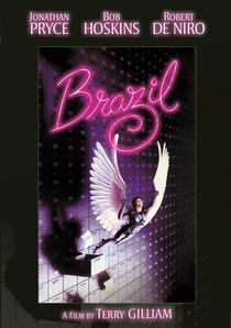 Brazil, o Filme - Poster / Capa / Cartaz - Oficial 2