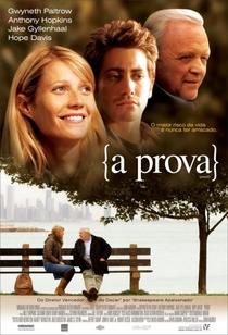 A Prova - Poster / Capa / Cartaz - Oficial 2