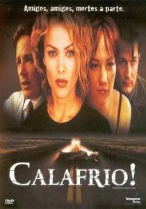 Calafrio! - Poster / Capa / Cartaz - Oficial 1