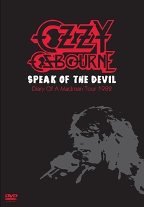 Ozzy Osbourne - Speak Of The Devil - Poster / Capa / Cartaz - Oficial 1