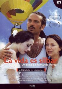 Viver é Assobiar  - Poster / Capa / Cartaz - Oficial 1