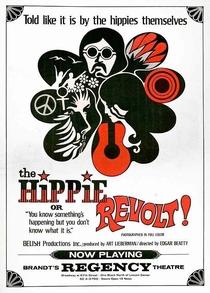 The Hippie Revolt - Poster / Capa / Cartaz - Oficial 1