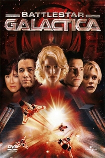 Battlestar Galactica (Minisserie) - Poster / Capa / Cartaz - Oficial 1