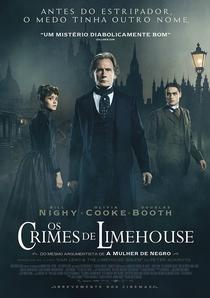 Os Crimes de Limehouse - Poster / Capa / Cartaz - Oficial 4