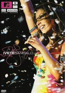 Ivete Sangalo - MTV Ao Vivo - Poster / Capa / Cartaz - Oficial 1