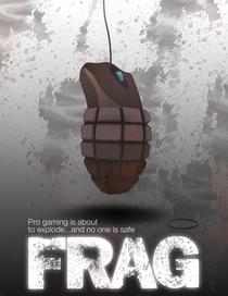 Frag - Poster / Capa / Cartaz - Oficial 1