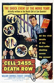 Cela 2455 - Corredor da Morte - Poster / Capa / Cartaz - Oficial 1