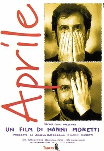 Aprile - Poster / Capa / Cartaz - Oficial 1