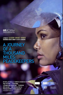 A Journey of a Thousand Miles: Peacekeepers - Poster / Capa / Cartaz - Oficial 1