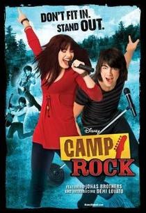 Camp Rock - Poster / Capa / Cartaz - Oficial 3