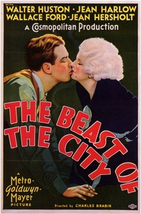 The Beast of the City - Poster / Capa / Cartaz - Oficial 1