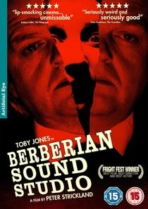 Berberian Sound Studio - Poster / Capa / Cartaz - Oficial 12