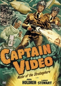 Captain Video, Master of the Stratosphere - Poster / Capa / Cartaz - Oficial 3