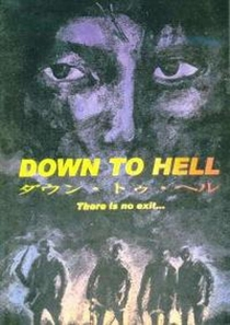 Down to Hell - Poster / Capa / Cartaz - Oficial 1