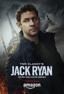 Jack Ryan (1ª Temporada) - Poster / Capa / Cartaz - Oficial 2