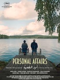Questões Pessoais - Poster / Capa / Cartaz - Oficial 2