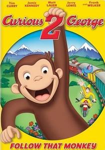 George, o Curioso 2: Siga Aquele Macaco - Poster / Capa / Cartaz - Oficial 2