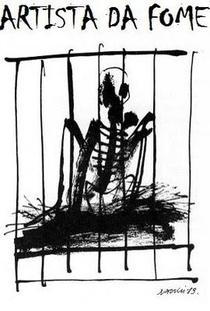 Um Artista da Fome  - Poster / Capa / Cartaz - Oficial 1
