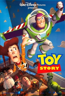 Toy Story - Poster / Capa / Cartaz - Oficial 3