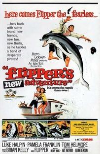 As Novas Aventuras de Flipper - Poster / Capa / Cartaz - Oficial 1