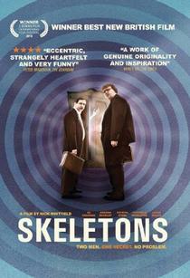 Skeletons - Poster / Capa / Cartaz - Oficial 1