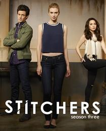 Stitchers (3ª Temporada) - Poster / Capa / Cartaz - Oficial 1